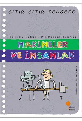 Makineler Ve İnsanlar-Brigitte Labbe