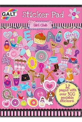 Sticker Pad 3 Yaş+