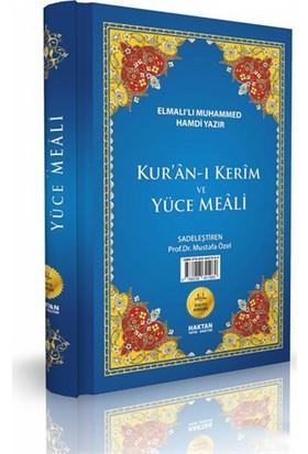 Kur'An-I Kerim Ve Yüce Meali (Orta Boy)-Elmalılı Muhammed Hamdi Yazır