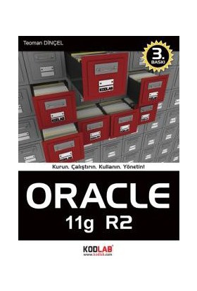 Oracle 11G - Teoman Dinçel