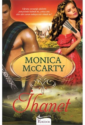 İhanet - Monica McCarty