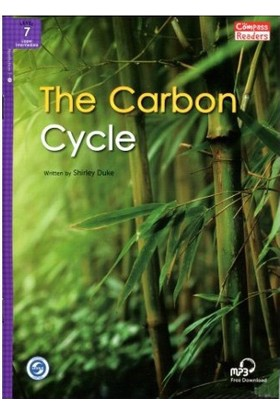 The Carbon Cycle +Downloadable Audio (Compass Readers 7) B2-Shirley Duke