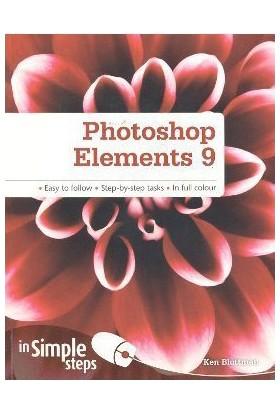 Photoshop Elements 9 İn Simple Steps-Ken Bluttman