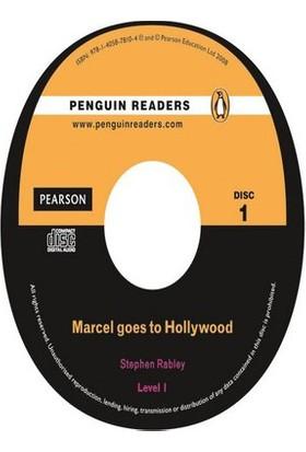 Plpr1:Marcel Goes To Hollywood Bk/Cd Pack-Stephen Rabley