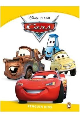 Penguin Kids 6 Cars Reader-Marie Crook