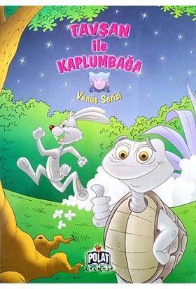 Tavşan İle Kaplumbağa-Kolektif