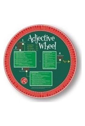 Redhouse Adjective Wheel - Redhouse Sıfat Çarkı-Kolektif