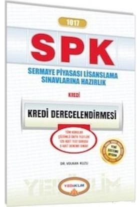Yediiklim Yayınları SPK 1017 Kredi Derecelendirmesi