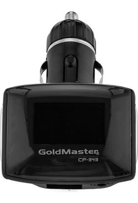 Gold Master CF-343 FM Transmitter