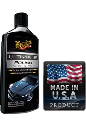 Meguiar's Ultimate Polish Cila (473ml.)