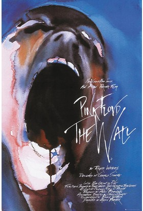 Pink Floyd The Wall Maxi Poster