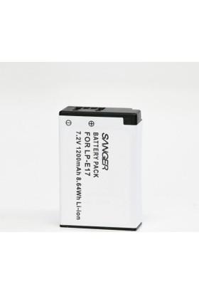 Sanger Canon LP-E17 Batarya