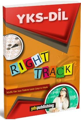 YDS Publishing YKS - Dil Right Track Tüm Soru Tipleri
