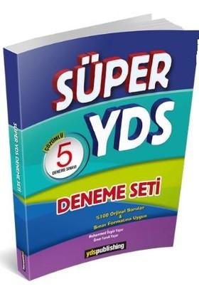 YDS Publishing Süper YDS Çözümlü 5 Deneme Seti