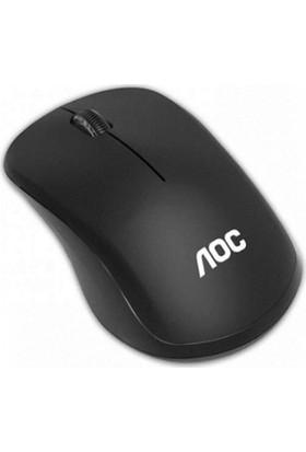 Aoc Pc Notebook Kablosuz Wireless Mouse Siyah Ent