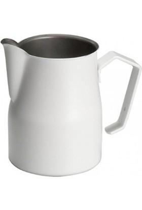 Motta Kumlama Latte Art Süt Potu Beyaz (Pitcher) - 75 cl
