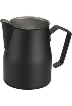 Motta Kumlama Latte Art Süt Potu Siyah 75 Cl