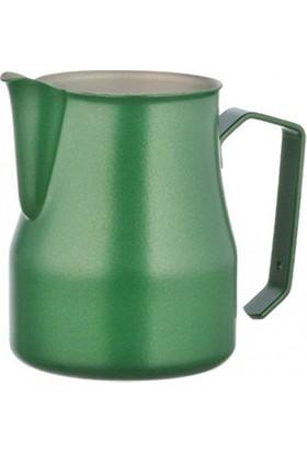 Motta Kumlama Latte Art Süt Potu Yeşil (Pitcher) - 75 cl