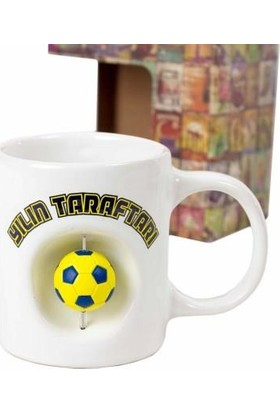 Mnk Fenerbahçe Taraftar Temalı Stres Kupa Bardak