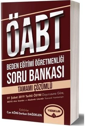 Yediiklim Yayınları ÖABT Beden Eğitimi Öğretmenliği Tamamı Çözümlü Soru Bankası