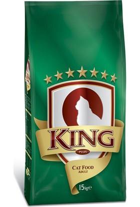 King Plus Cat Yetişkin Kedi Maması 15 Kg