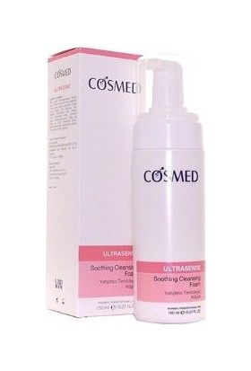 COSMED Ultrasense - Soothing Cleansing Foam 150 ml