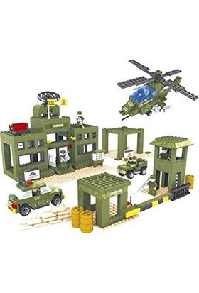 Ausini Asker İstasyonu 749 Parça 22901