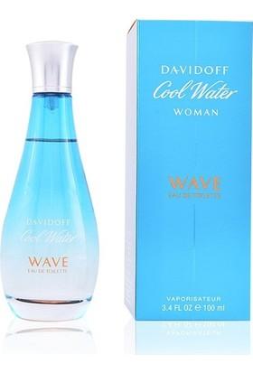 Davidoff Cool Water Wave Edt 100Ml Kadın Parfüm