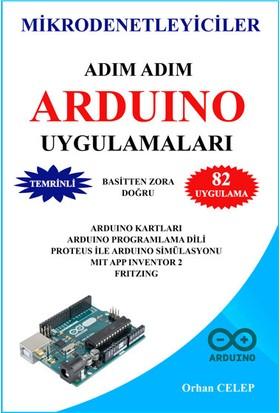 Adım Adım Arduino Uygulamaları - Orhan Celep
