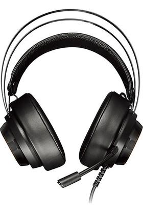 Rampage Rg-X19 Ultımate Siyah Usb 7.1 Version RGB Ledli Mikrofonlu Oyuncu Kulaklığı