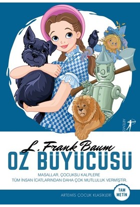 Oz Büyücüsü ( Tam Metin) - L. Frank Baum