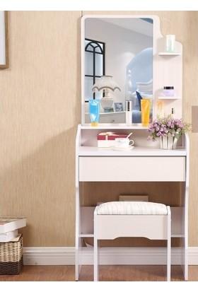 Facci Furniture Aline Makyaj Masası