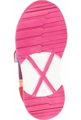 Kinetix Poldy Kız Çocuk Mor Günlük Spor Ayakkabı