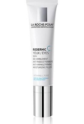 La Roche-Posay Redermic C Yeux Göz Bakım Kremi C Vitamini İçeren 15Ml