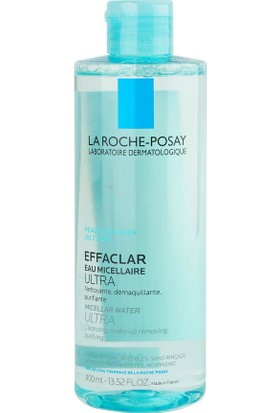 La Roche-Posay Effaclar Eau Micellaire Purifiante 400 ml