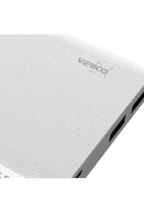 Verico 10000 mAh Taşınabilir Şarj Cihazı MicroUSB - Type-C Girişli