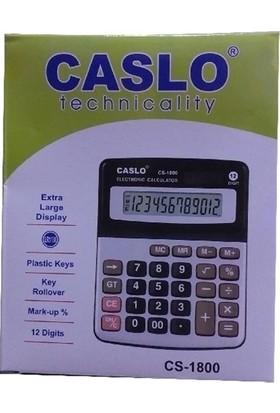 Caslo Cs-1800 Hesap Makinası