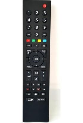 Arçelik A48Lw8467 Televizyon Kumandası Mymedia 001