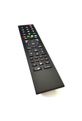 Arçelik A55L55314B2 Televizyon Kumandası Mymedia 001