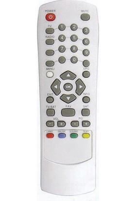 Sislon Kr Botech 9000 - 9500 Uydu Kumandası