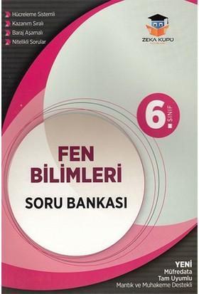 Zeka Küpü Yayınları 6. Sınıf Fen Bilimleri Soru Bankası - Yeni Müfredat
