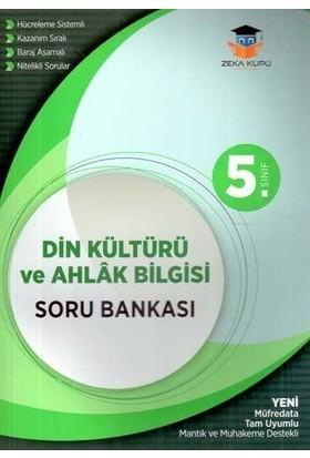 Zeka Küpü Yayınları 5. Sınıf Din Kültürü ve Ahlak Bilgisi Soru Bankası - Yeni Müfredata Uygun