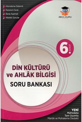Zeka Küpü Yayınları 6. Sınıf Din Kültürü ve Ahlak Bilgisi Soru Bankası - Yeni Müfredat