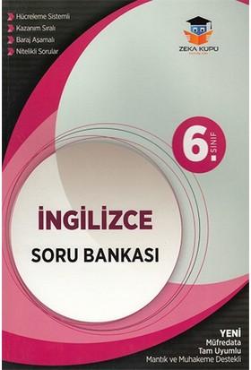 Zeka Küpü Yayınları 6. Sınıf İngilizce Soru Bankası - Yeni Müfredat