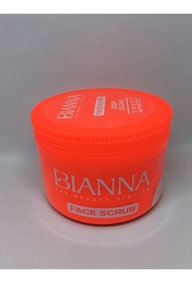 Bianna Face Scrub Aprıcot Peeling 300 ml