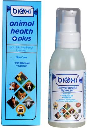 Bioxi Animal Health Plus 100 ml Yara ve Deri Bakım Jeli