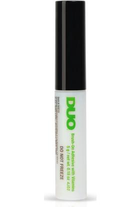 Inglot Kirpik Yapıştırıcı - Duo Brush-On Striplash Adhesive Clear (5G)