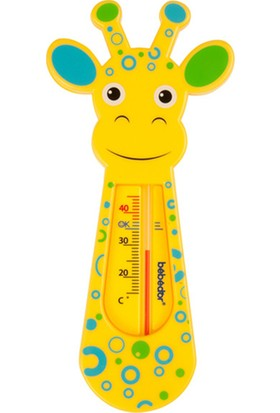 Bebedor Figürlü Banyo Termometresi