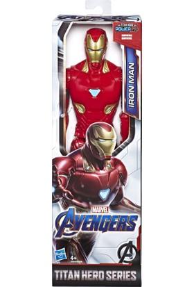 Avengers Endgame Titan Hero Figür Iron Man E3309-E3918