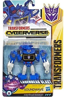 Transformers Cyberverse Figür E1884-E3637